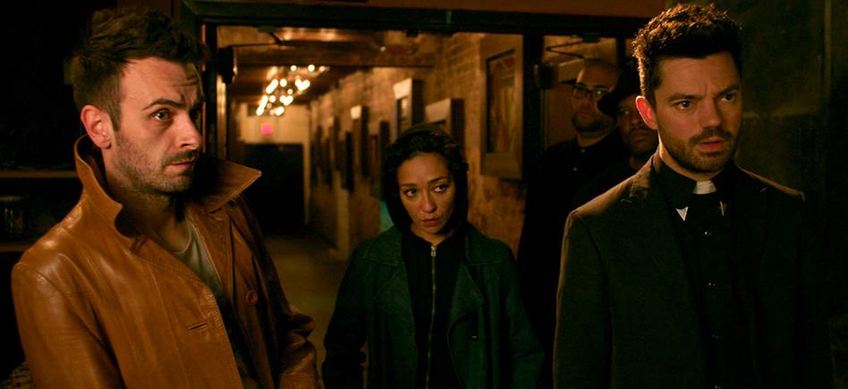 'Preacher' Season 4 Given AMC's Blessing, Praise the Lord