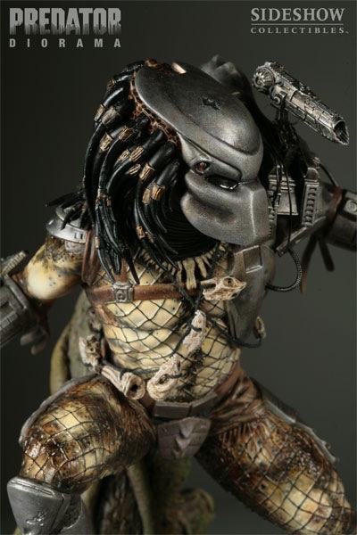 Predator Diorama