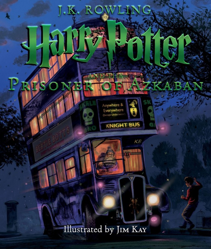 prisoner of azkaban illustrated edition