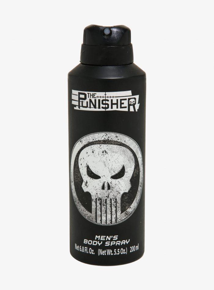 The Punisher Body Spray