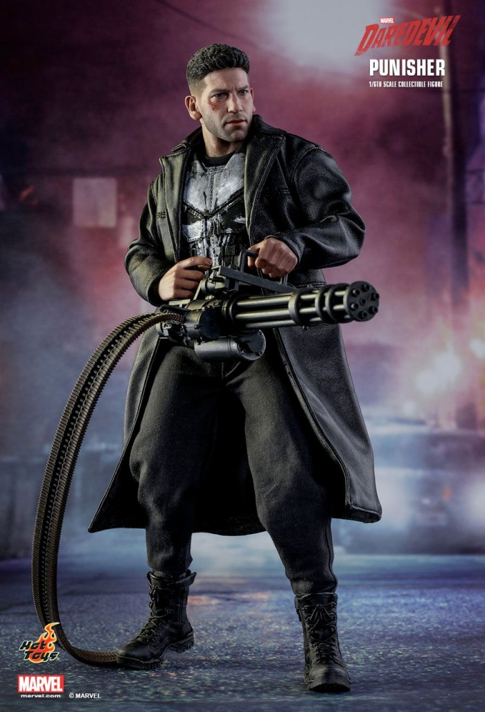 Hot Toys The Punisher Figure