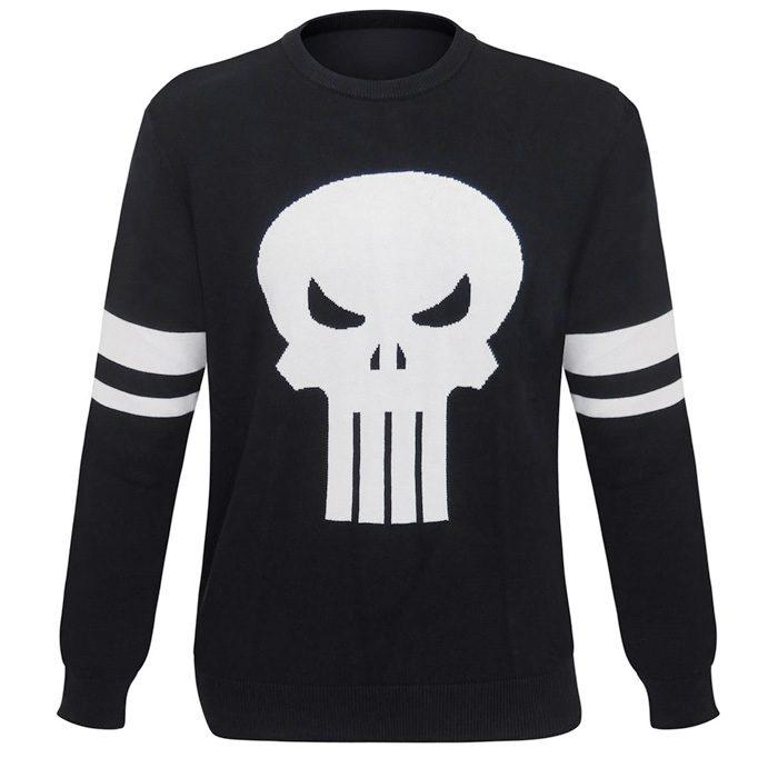 Punisher Sweater