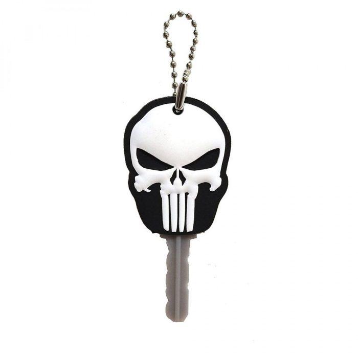 The Punisher Key Holder