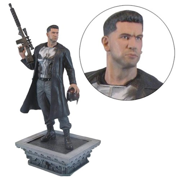 The Punisher PVC Statue