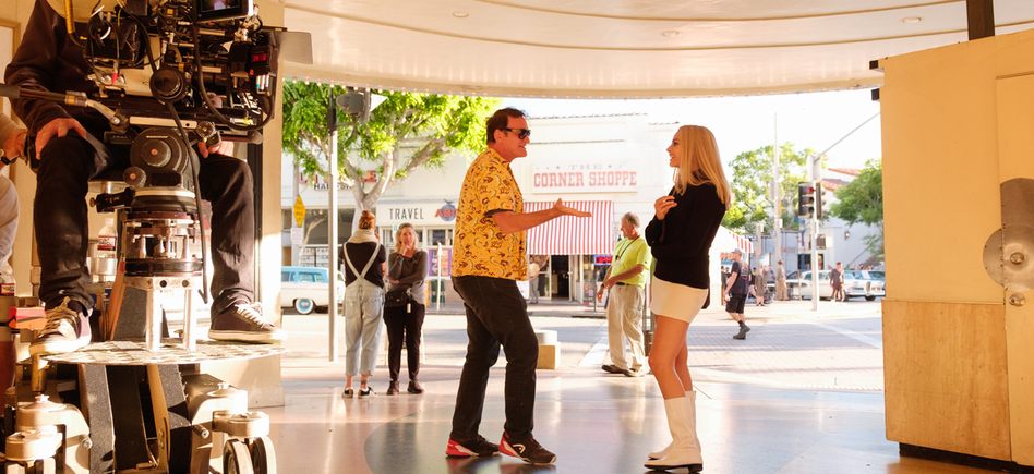 'Once Upon a Time in Hollywood' Might Be Quentin Tarantino's Last Movie, Unless He Changes His Mind