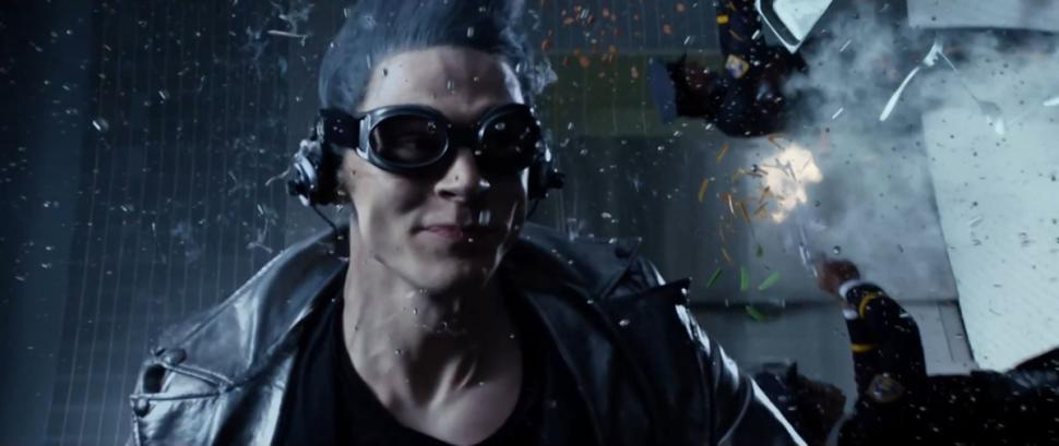 Quicksilver X Men Evan Peters