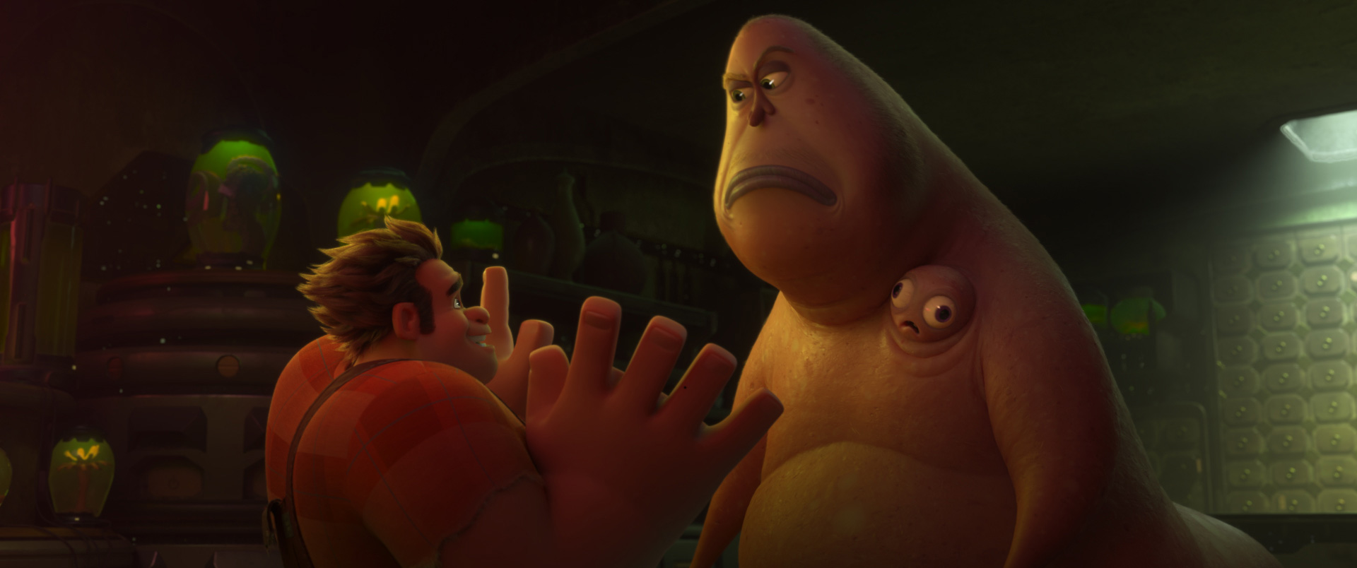 Ralph Breaks The Internet Cast Adds Alfred Molina Ali Wong More Film