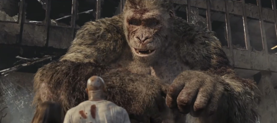 Rampage Honest Trailer Held Together By Duct Tape Dwayne