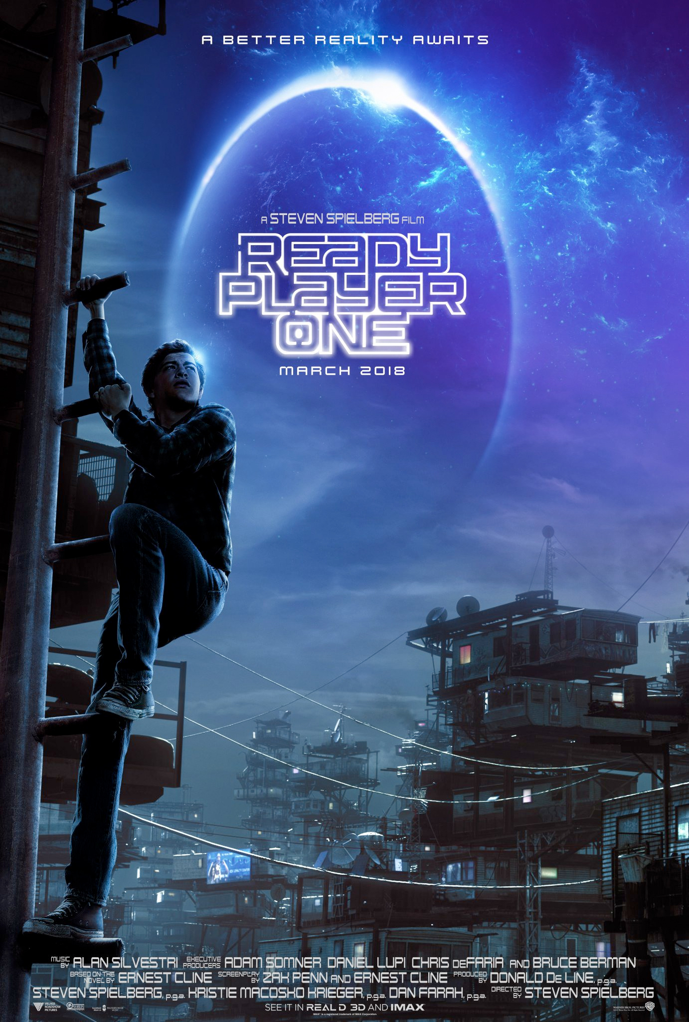 Player One Ready
