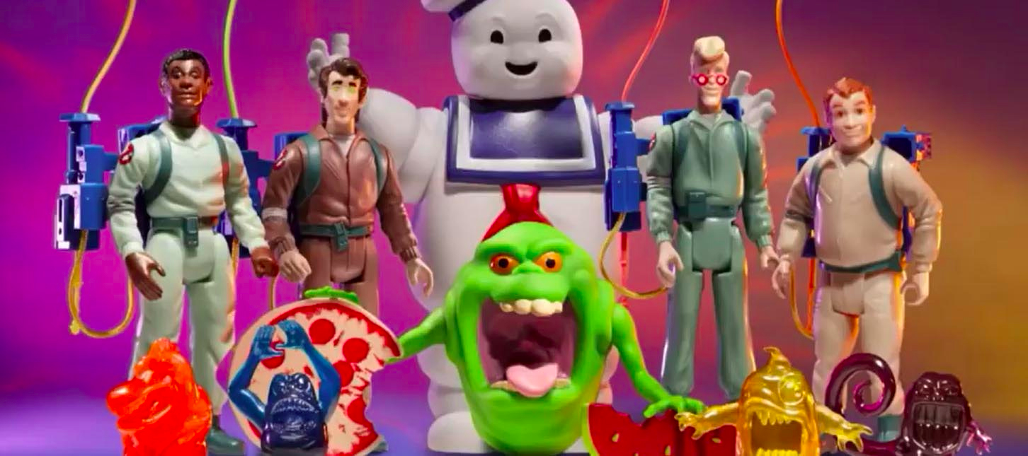 Cool Stuff The Real Ghostbusters Action Figures More Returning Film
