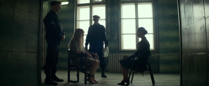 red sparrow super bowl tv spot