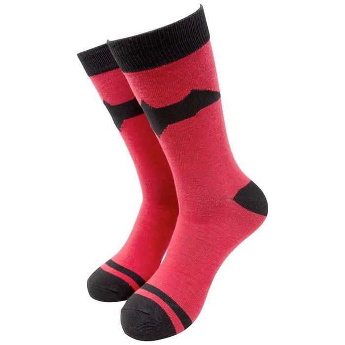 Red Hood Socks