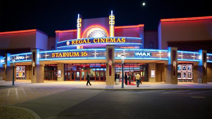 regal cinemas future