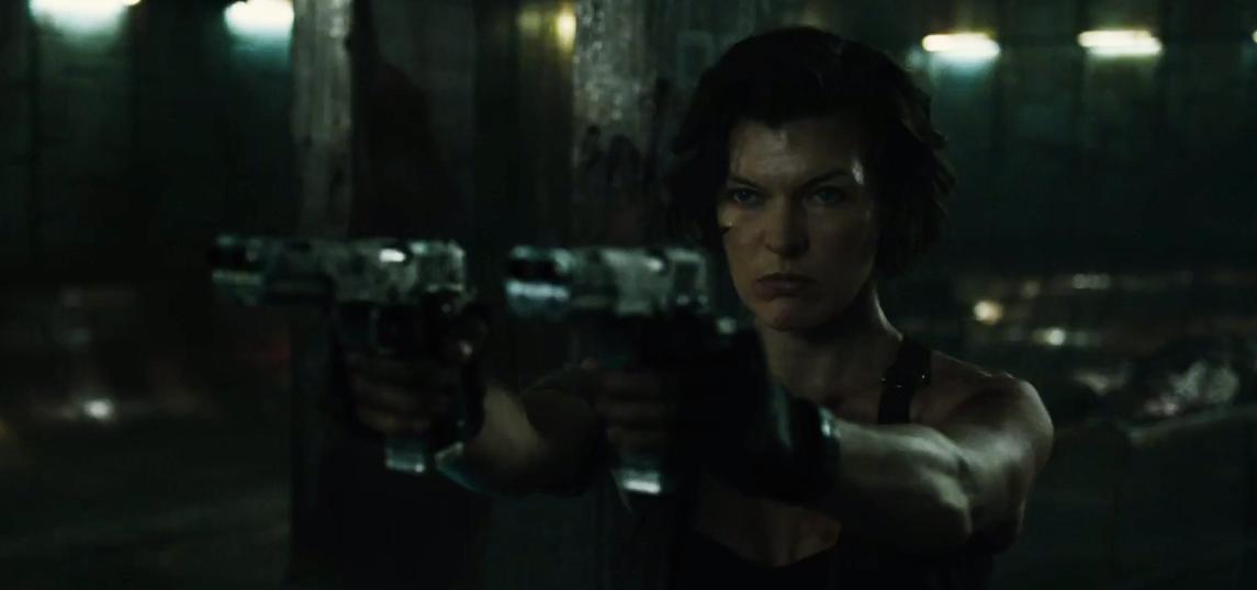 Resident Evil Final Chapter Fan: Milla-Jovovich