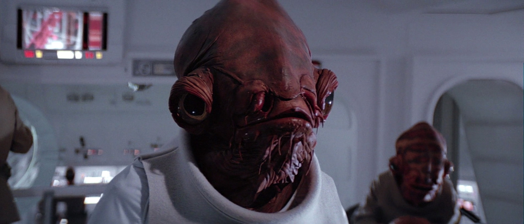'Star Wars' Favorite Admiral Ackbar Has a Son – Could He Show Up in the Movies?