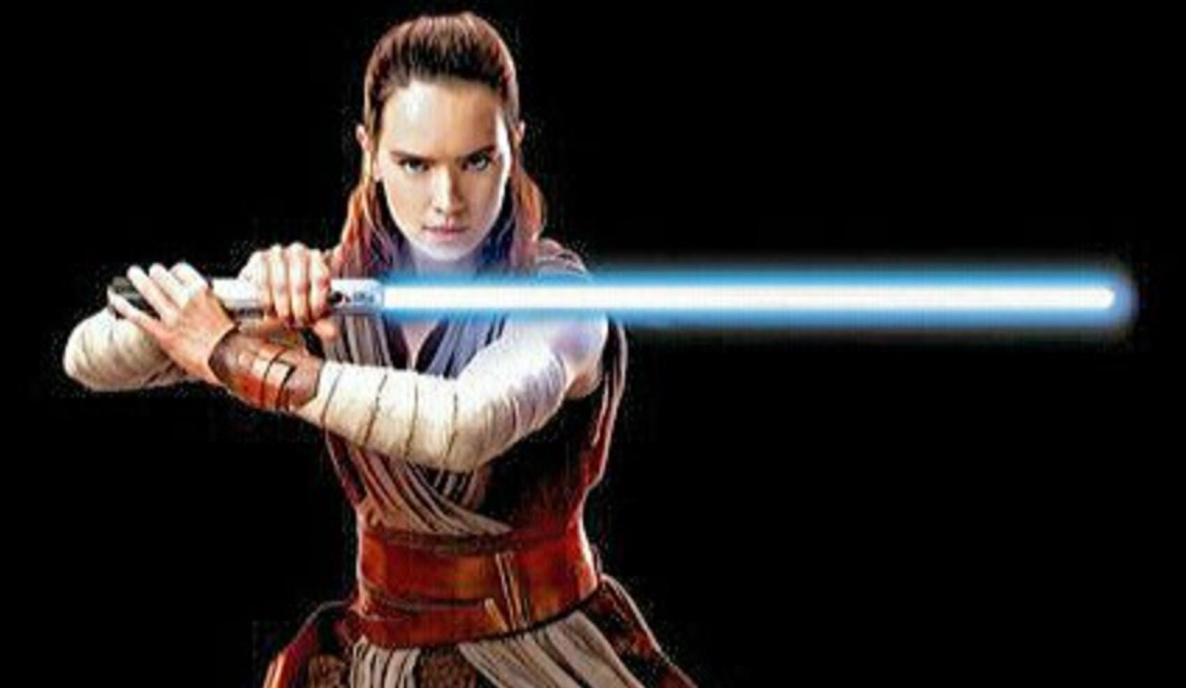 Rey: Star Wars Bits: 'Last Jedi' Costumes, Han Solo Characters