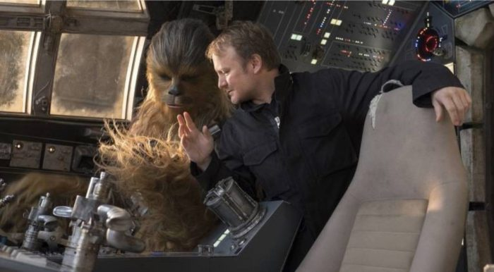 Rian Johnson Shares His Hopes for