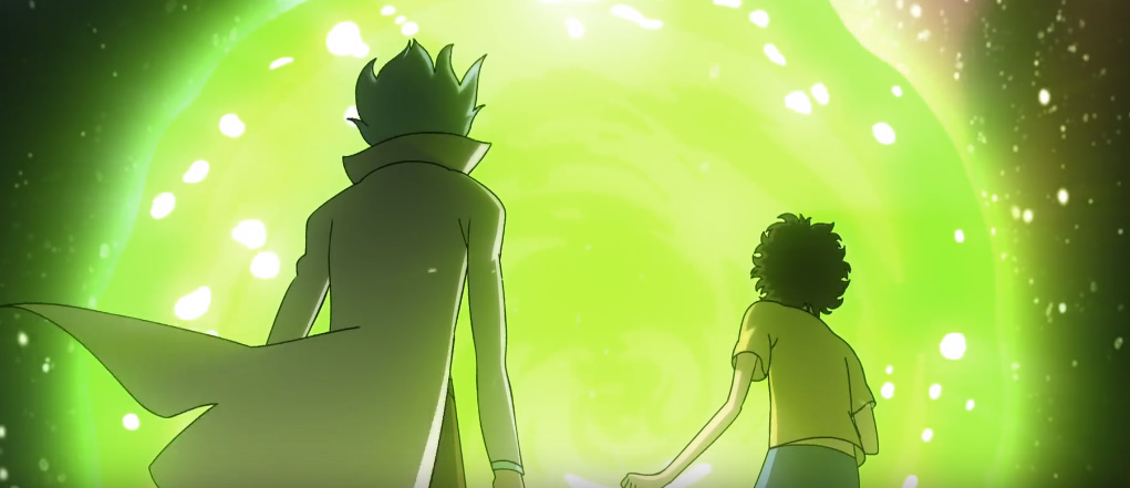 The Morning Watch: 'Rick and Morty' Gets an Anime Makeover, Drew Barrymore Breaks Down Her Career & More