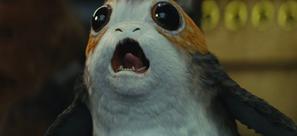 International 'Star Wars: The Rise of Skywalker' Poster Confirms Porgs are in the Movie, And Isn't That What Matters Most?
