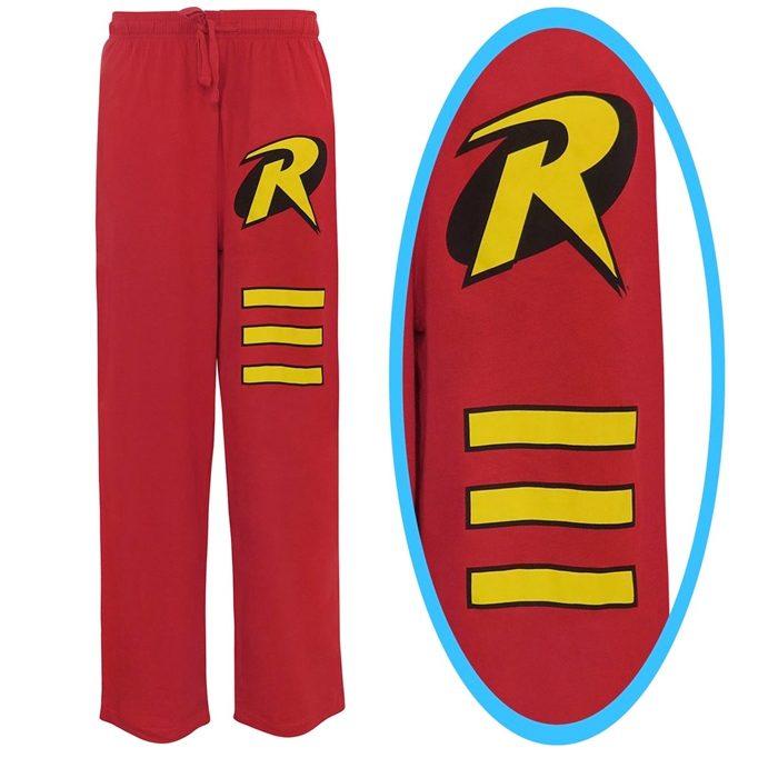 Robin Logo Pajama Pants