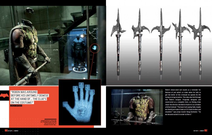 robin weapon 2
