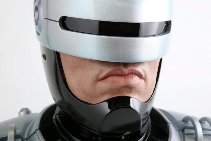 Life-Size RoboCop Bust