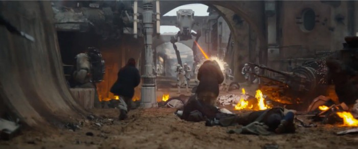 rogue one: a star wars story international trailer 2 at-st on jedha