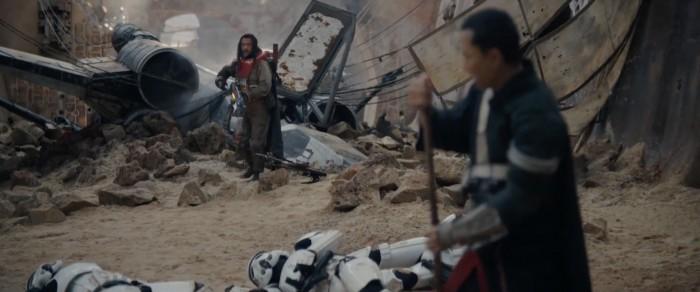 rogue one: a star wars story international trailer 2 jedha