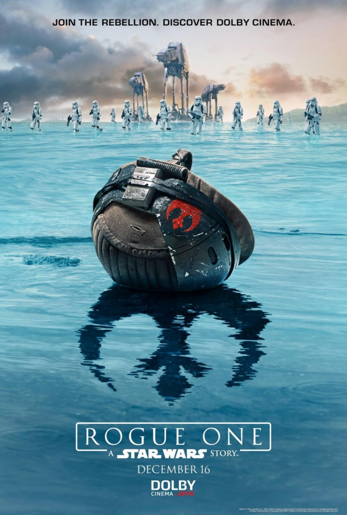 rogue one dolby poster