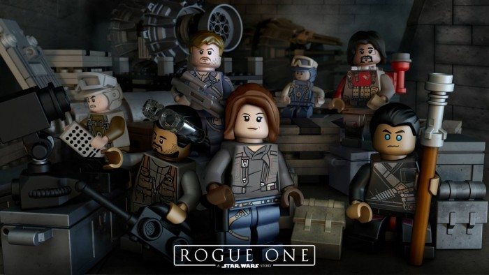 rogue one lego