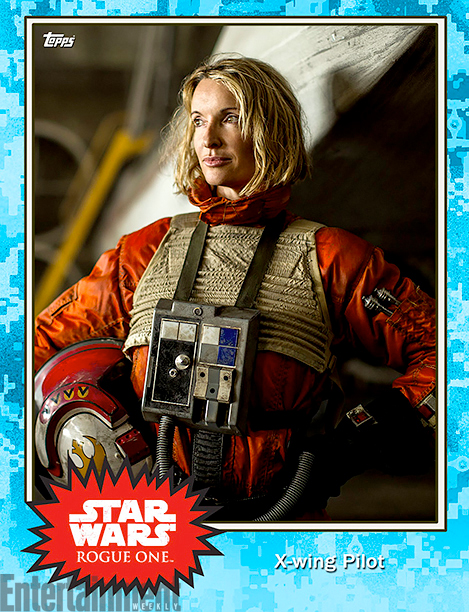 Rogue One Card Trader - X-Wing Pilot