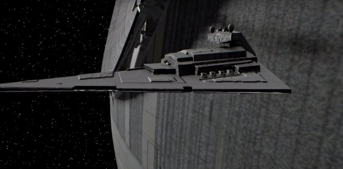Rogue One - Death Star Previsualization