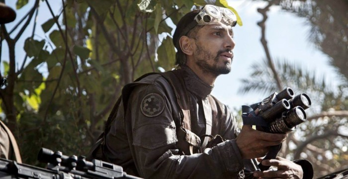 Rogue One: A Star Wars Story - Riz Ahmed as Bodhi Rook