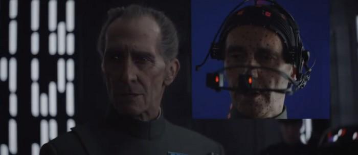 Rogue One - Grand Moff Tarkin - Visual Effects