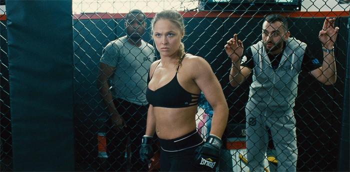 Ronda Rousey movie