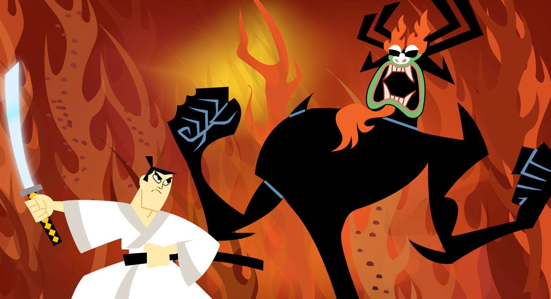 jack samurai Cartoon network
