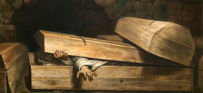 sarcophagus screenings