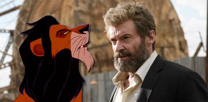 Hugh Jackman as Scar - The Lion King Remake Cast