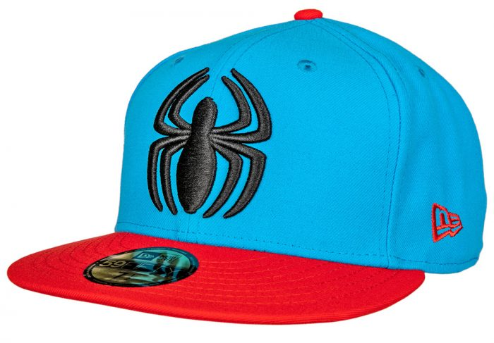 Scarlet Spider 59Fifty Fitted Hat