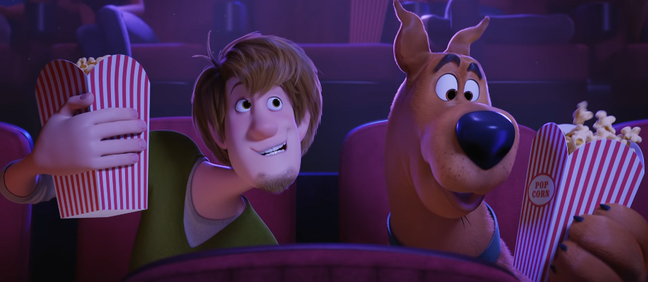 First 'Scoob!' Trailer Gives Scooby-Doo and and Shaggy an Adorable Origin Story