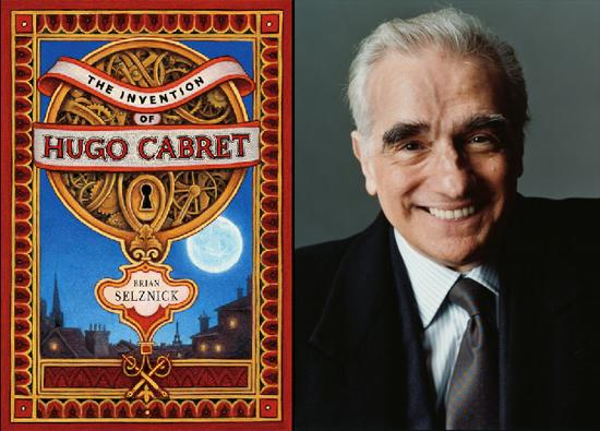 Martin Scorsese 'Hugo Cabret'