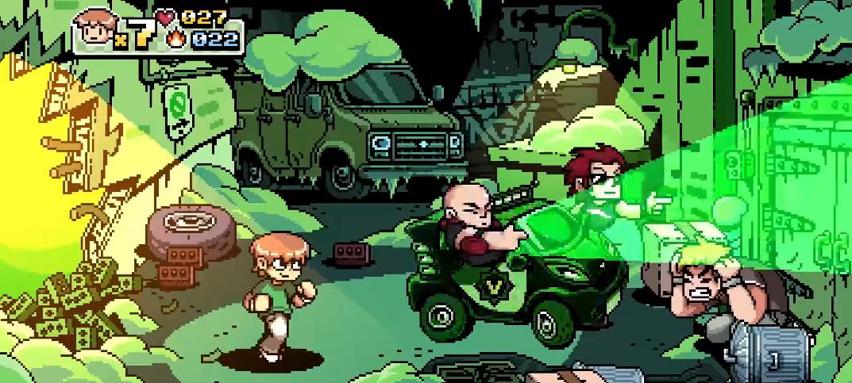 Scott Pilgrim Vs The World Video Game Is Finally Coming Back Film
