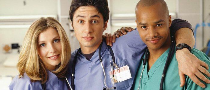 scrubs reunion
