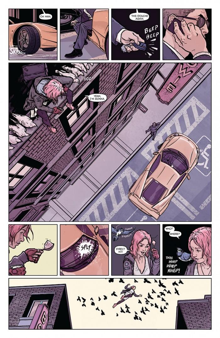 secret weapons comic preview 2