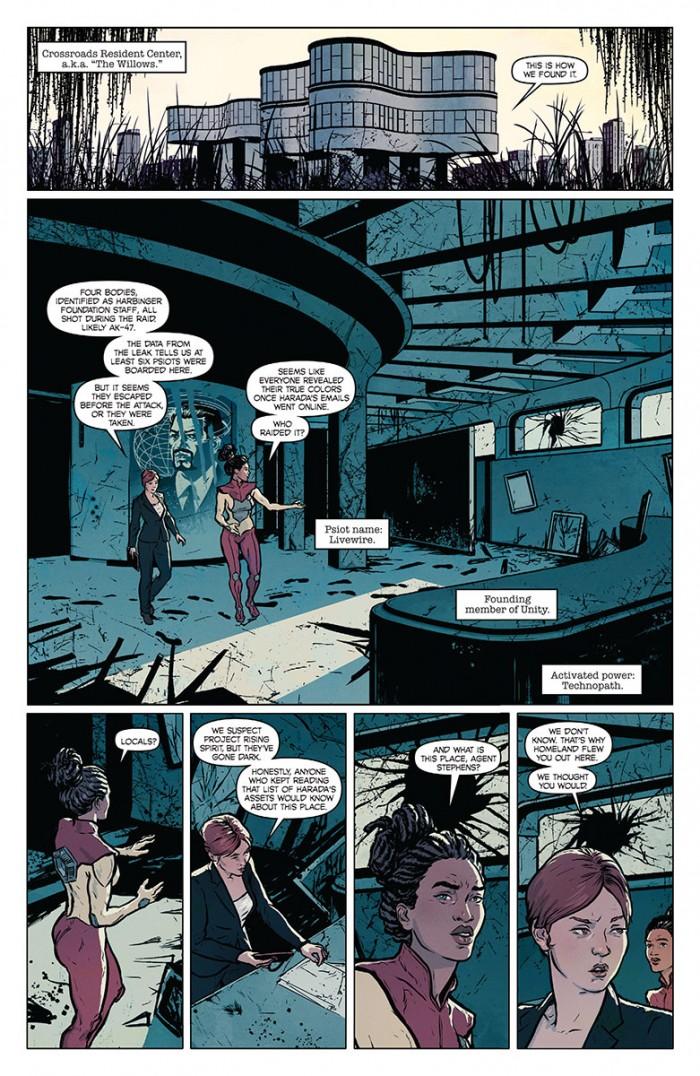 secret weapons comic preview 3