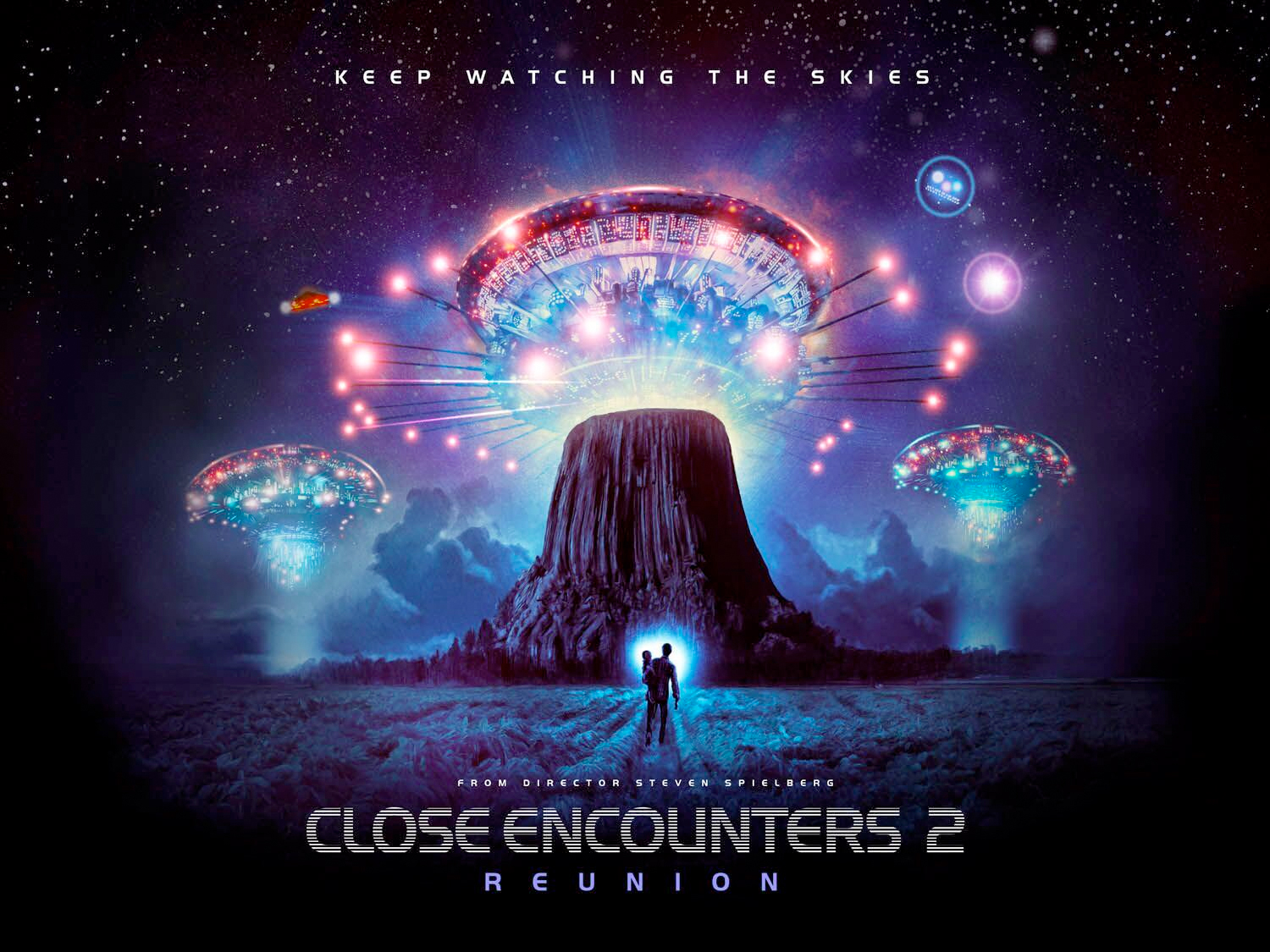 Close Encounters Sequel, Remake Or Rerelease Teased In New ...