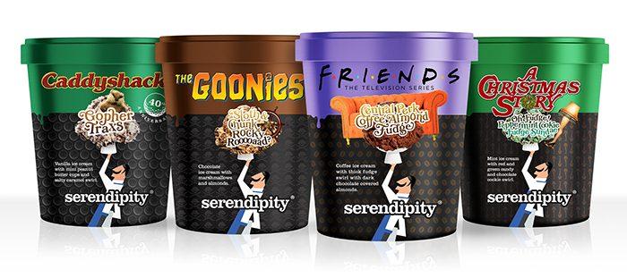 Serendipity Ice Cream Flavors