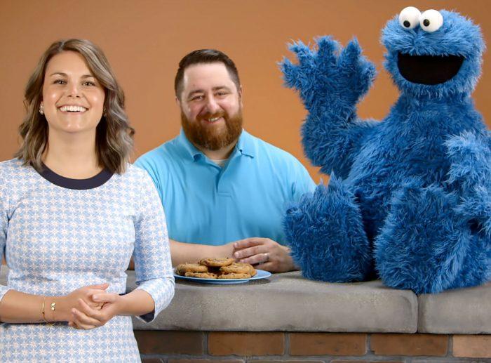 Sesame Street - Cookie Monster Replica