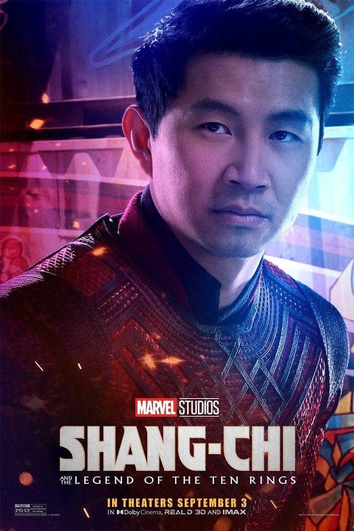 Shang-Chi Character Poster