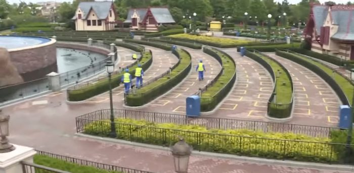 How Shanghai Disneyland Reopened